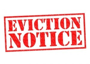 Process of eviction in Michigan
